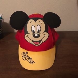 Mickey Mouse Youth SnapBack